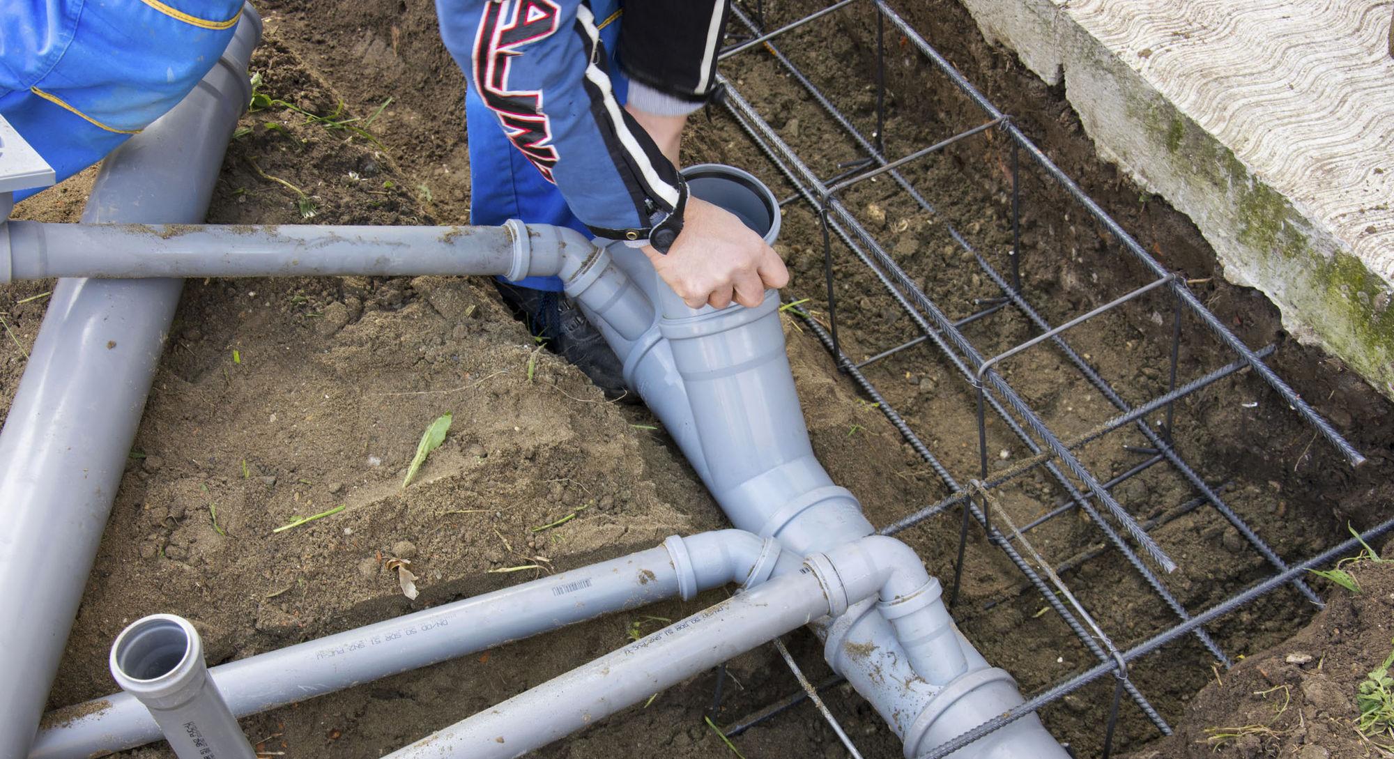 труба для канализации проектирование